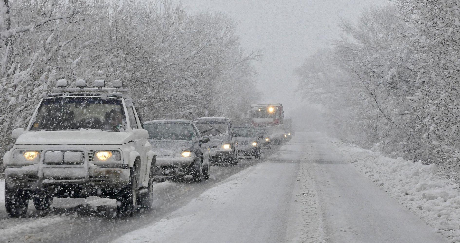 Времето утре: сняг в София и на северозапад