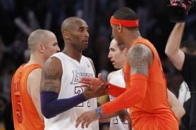Клипърс поведе в НБА, Коби стана №1 при реализаторите на Коледа за всички времена