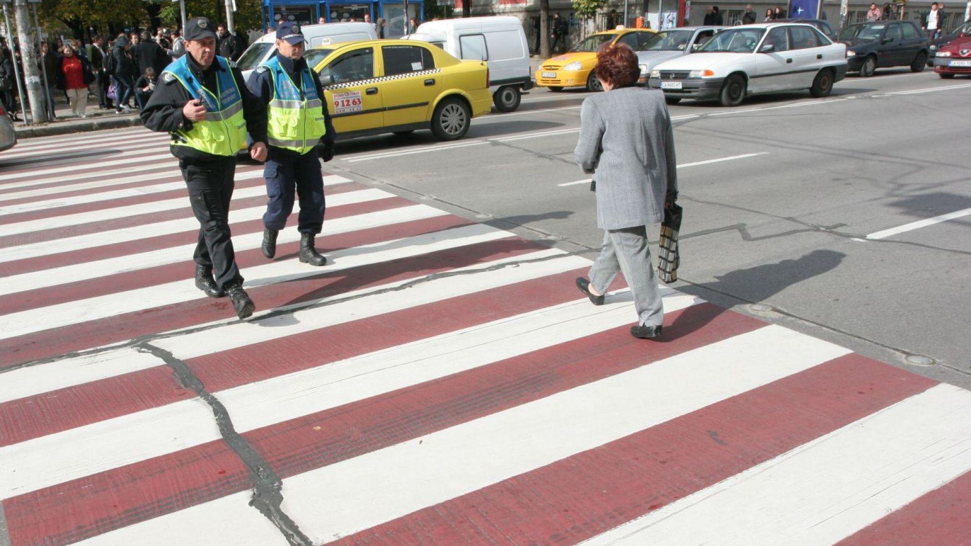 България втора след Румъния в ЕС по най-много загинали пешеходци