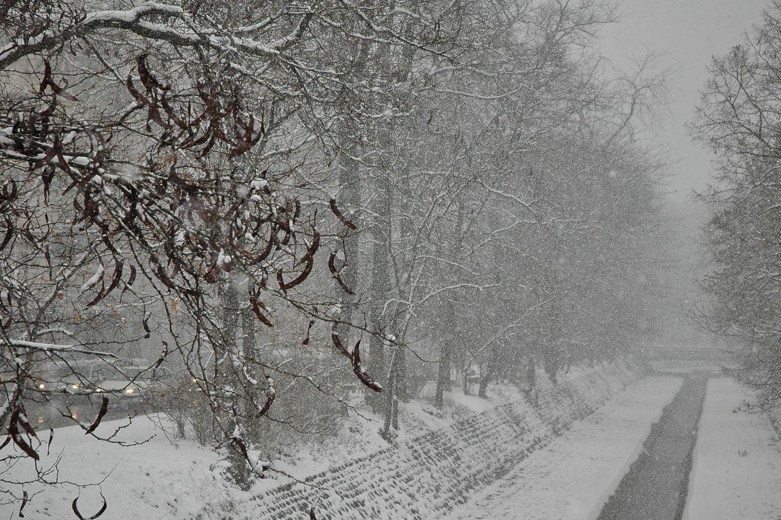 Мартенски сняг през февруари