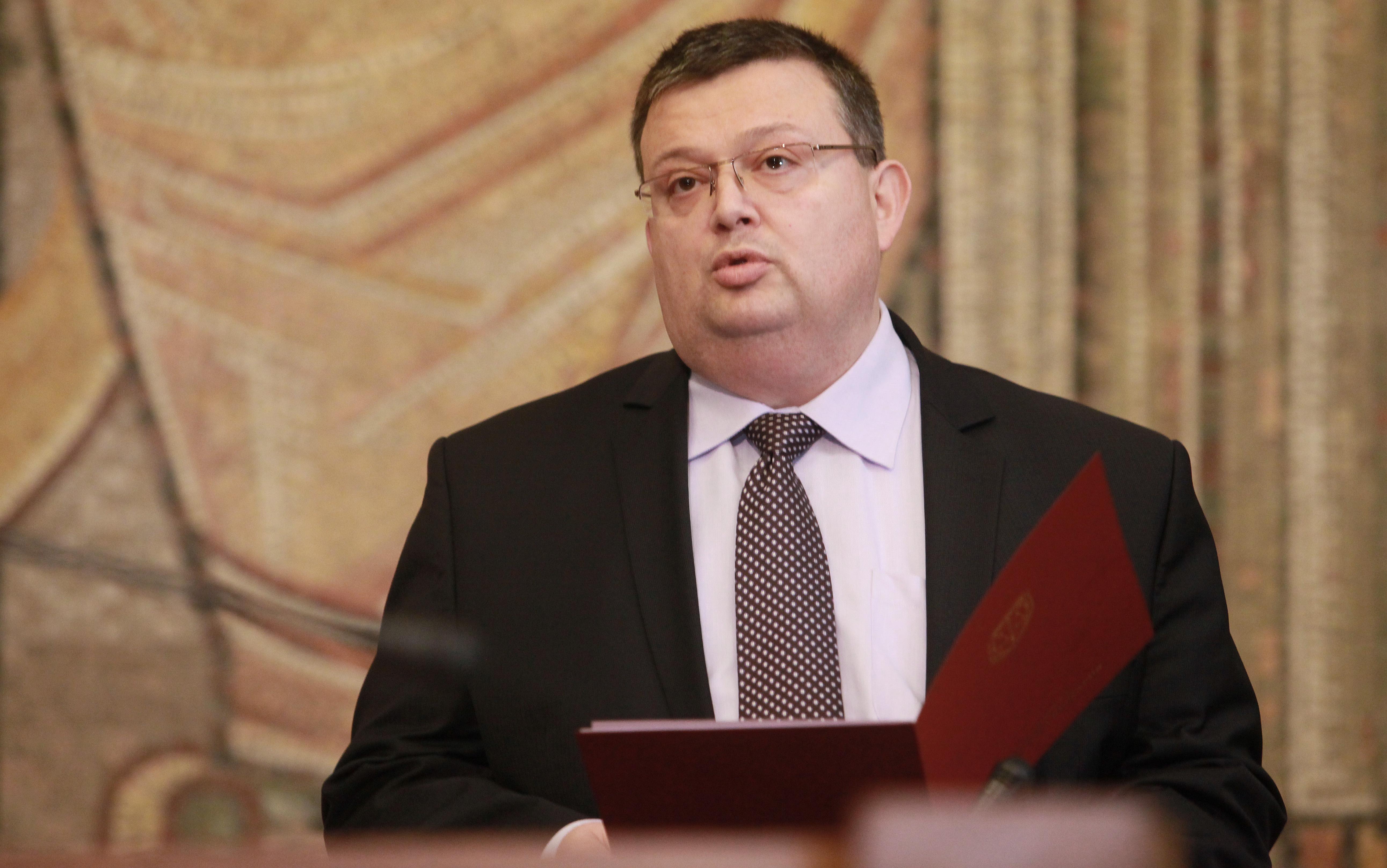 Главният прокурор не подкрепя изказване на премиера