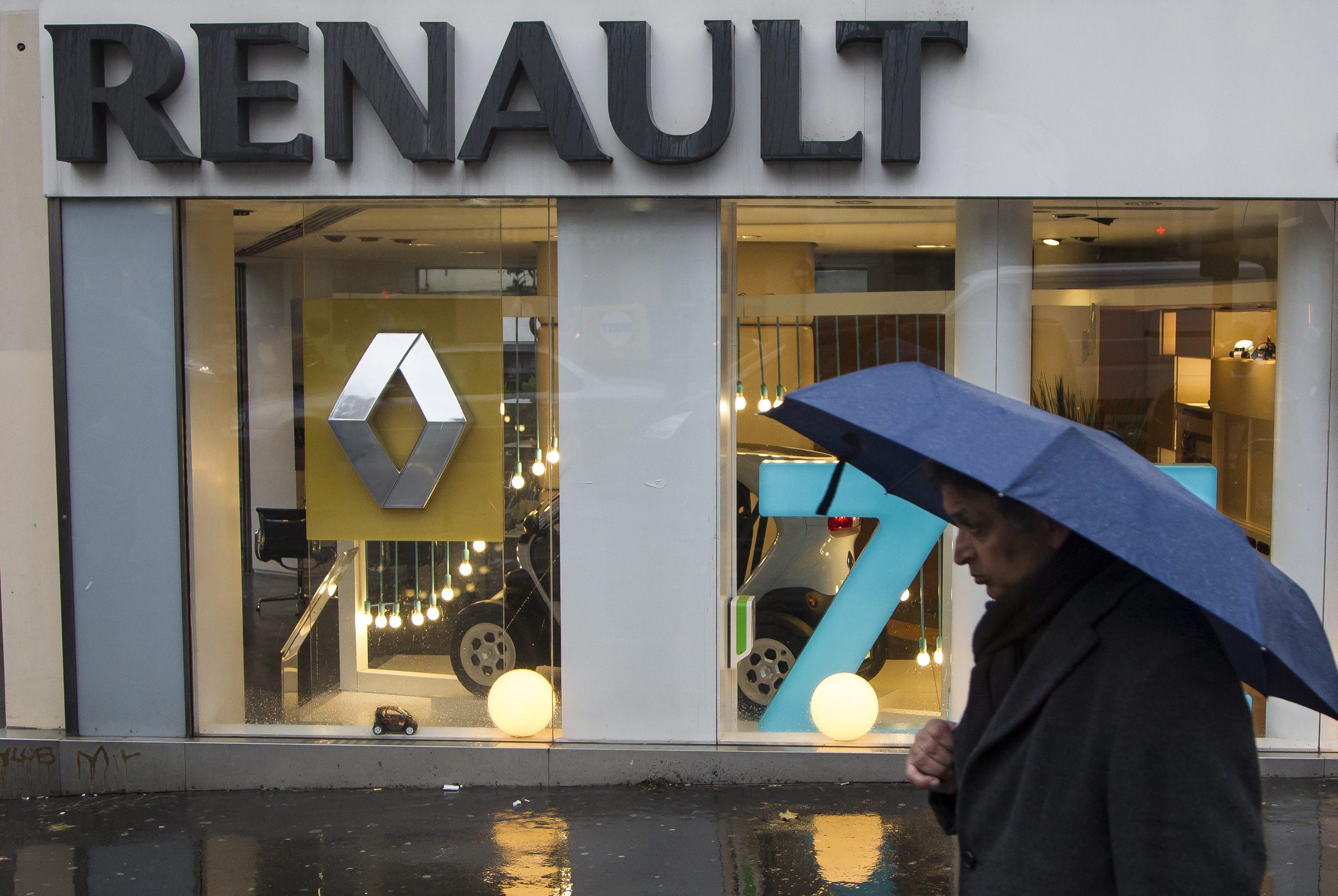 През 2020 г.: Renault с историческа загуба от 8 милиарда евро