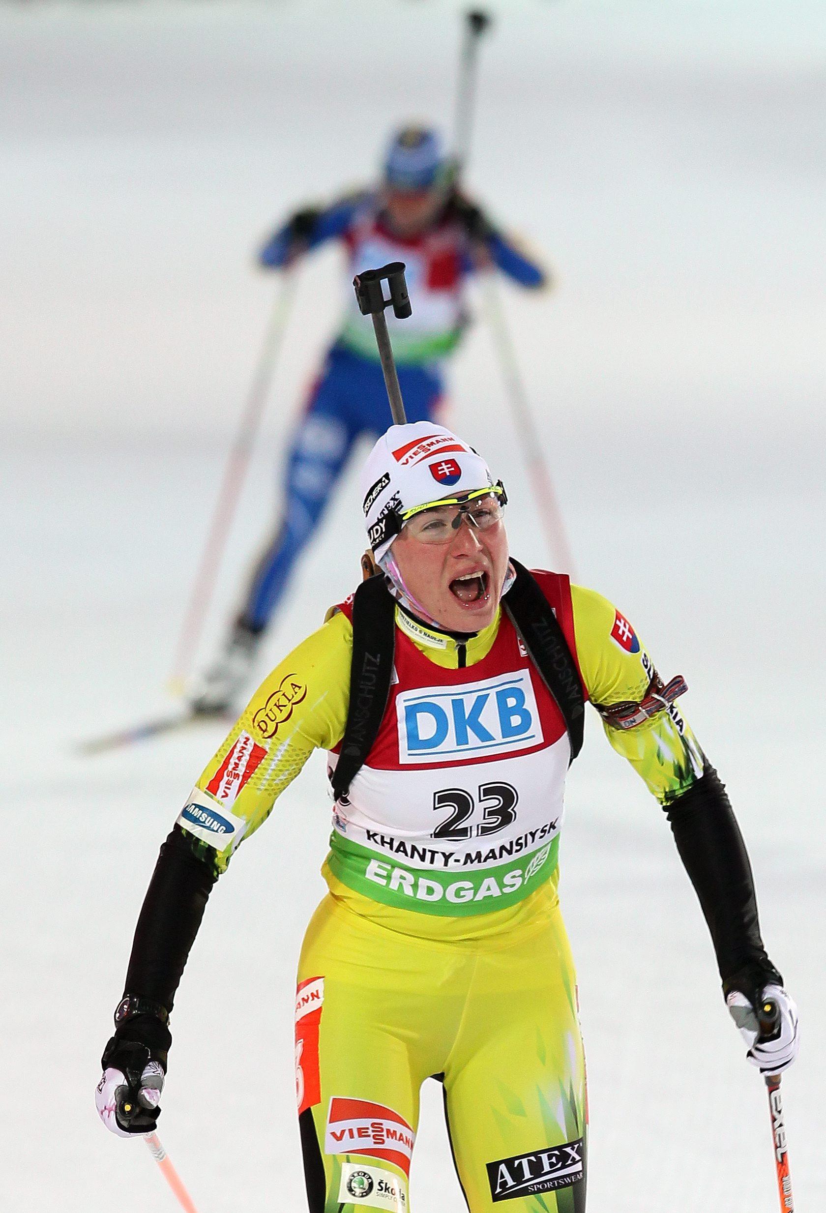 Анастасия Кузмина спечели спринта в Антхолц