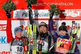 Анастасия Кузмина спечели спринта на 7,5 км в Антхолц-Антерселва