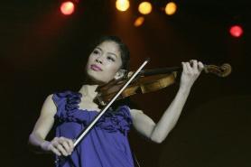 Ванеса Мей заменя концертната зала със ски пистите, иска на Олимпиада
