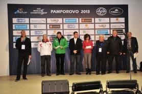 Ски учители от известни европейски курорти демонстрираха умения на Световно първенство в Пампорово