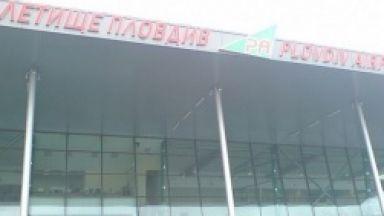 Прекратиха процедурата за концесия на Летище Пловдив