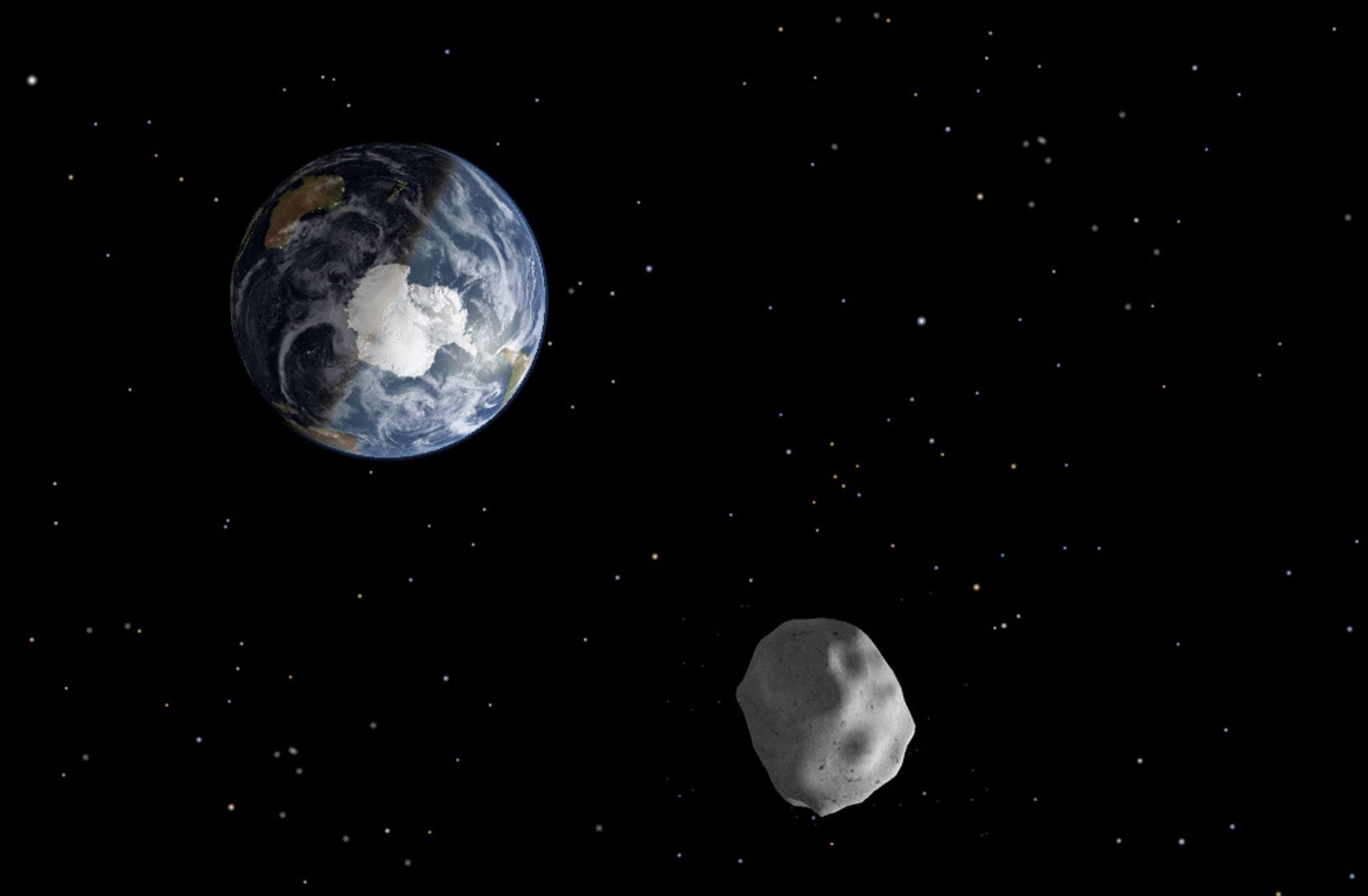 Американци оцениха астероид на $195 млрд.