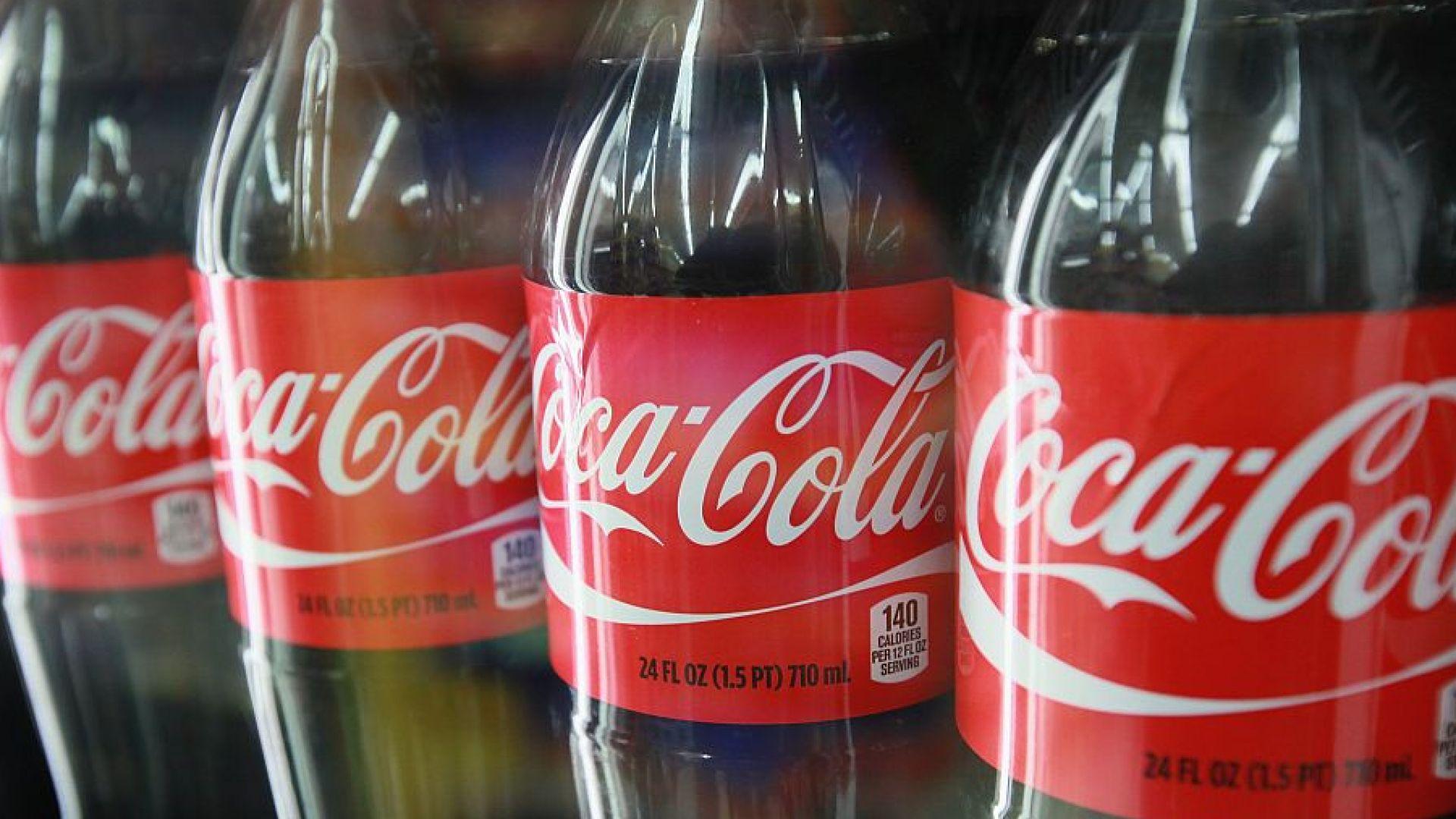 """""""Кока Кола"""" ще използва съставка от марихуана в напитки"""