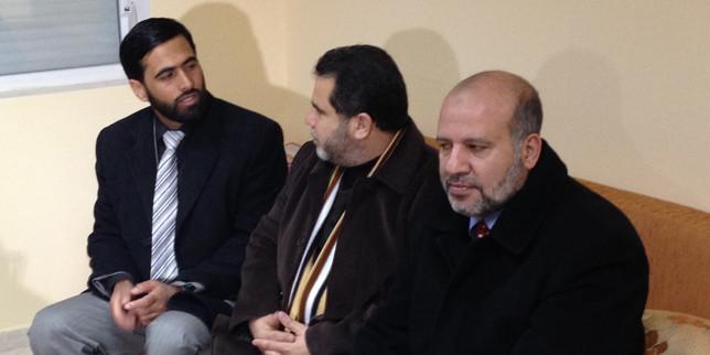 ДАНС изгони делегацията на Хамас, била заплаха