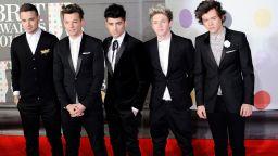 One Direction отбелязват 10-ата си годишнина със сайт