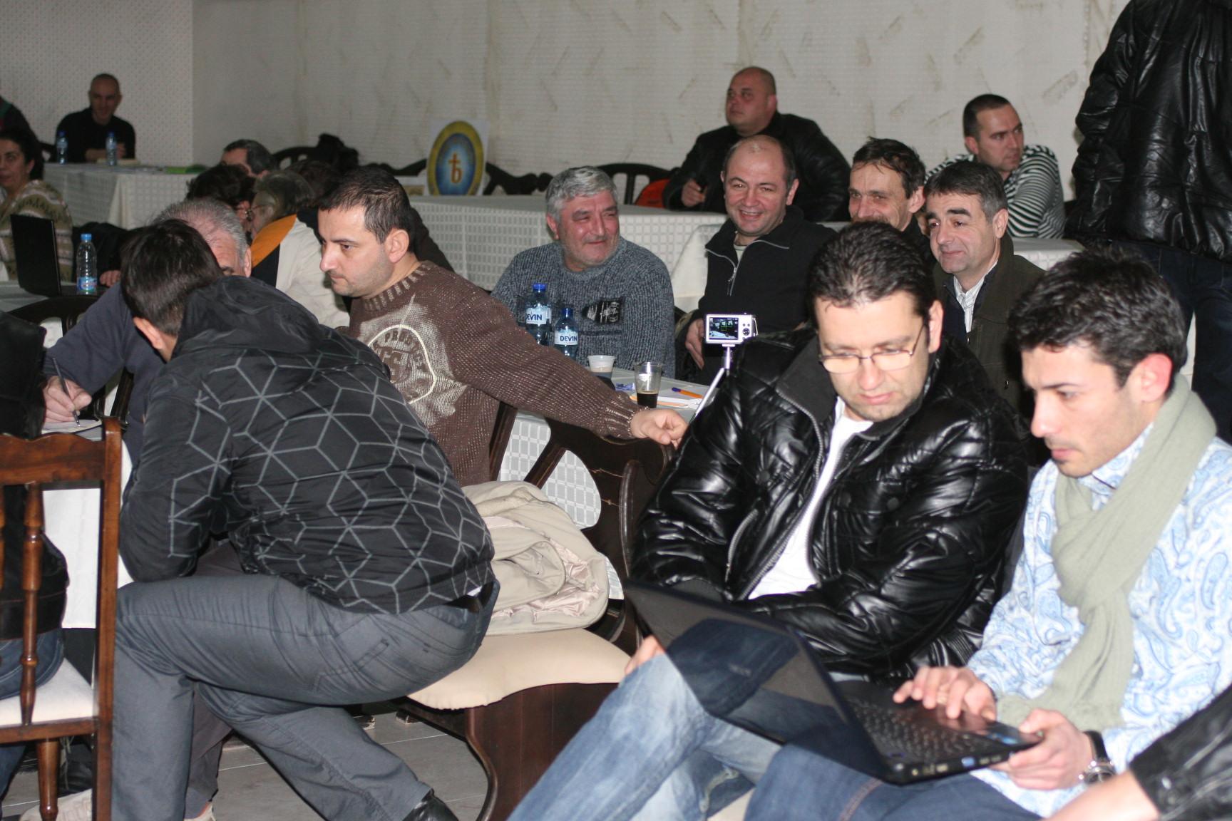 Активистите от срещата в Сливен искат програмен кабинет