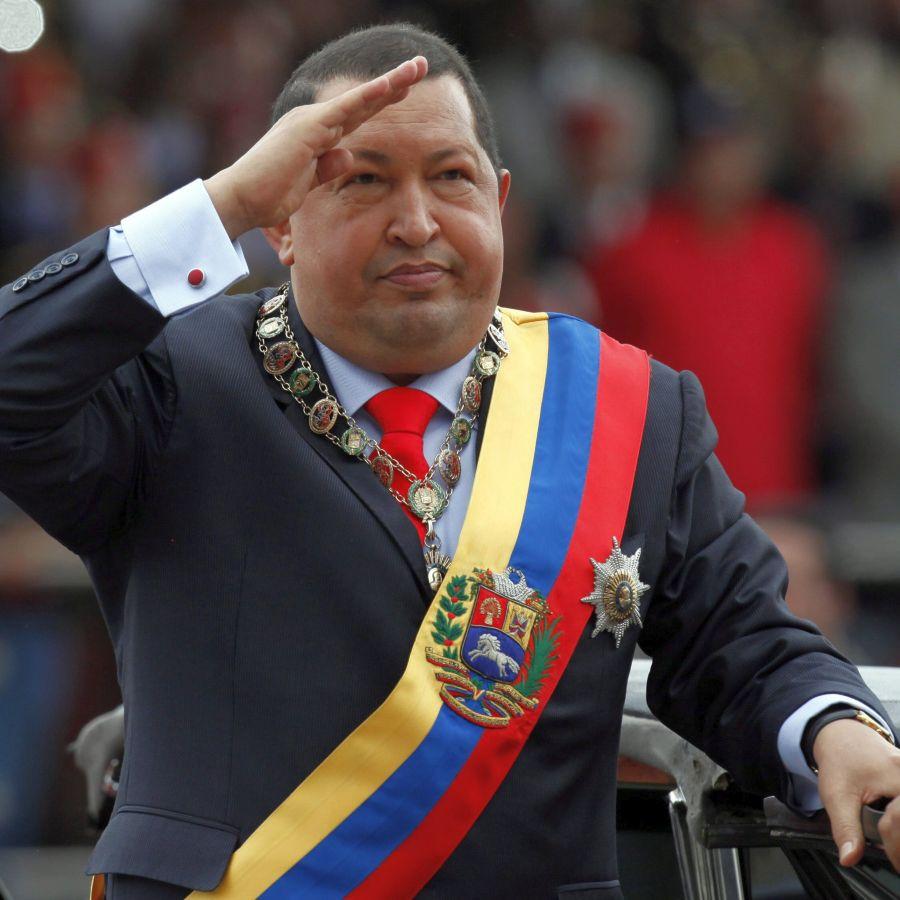 От революционер до президент на Венецуела