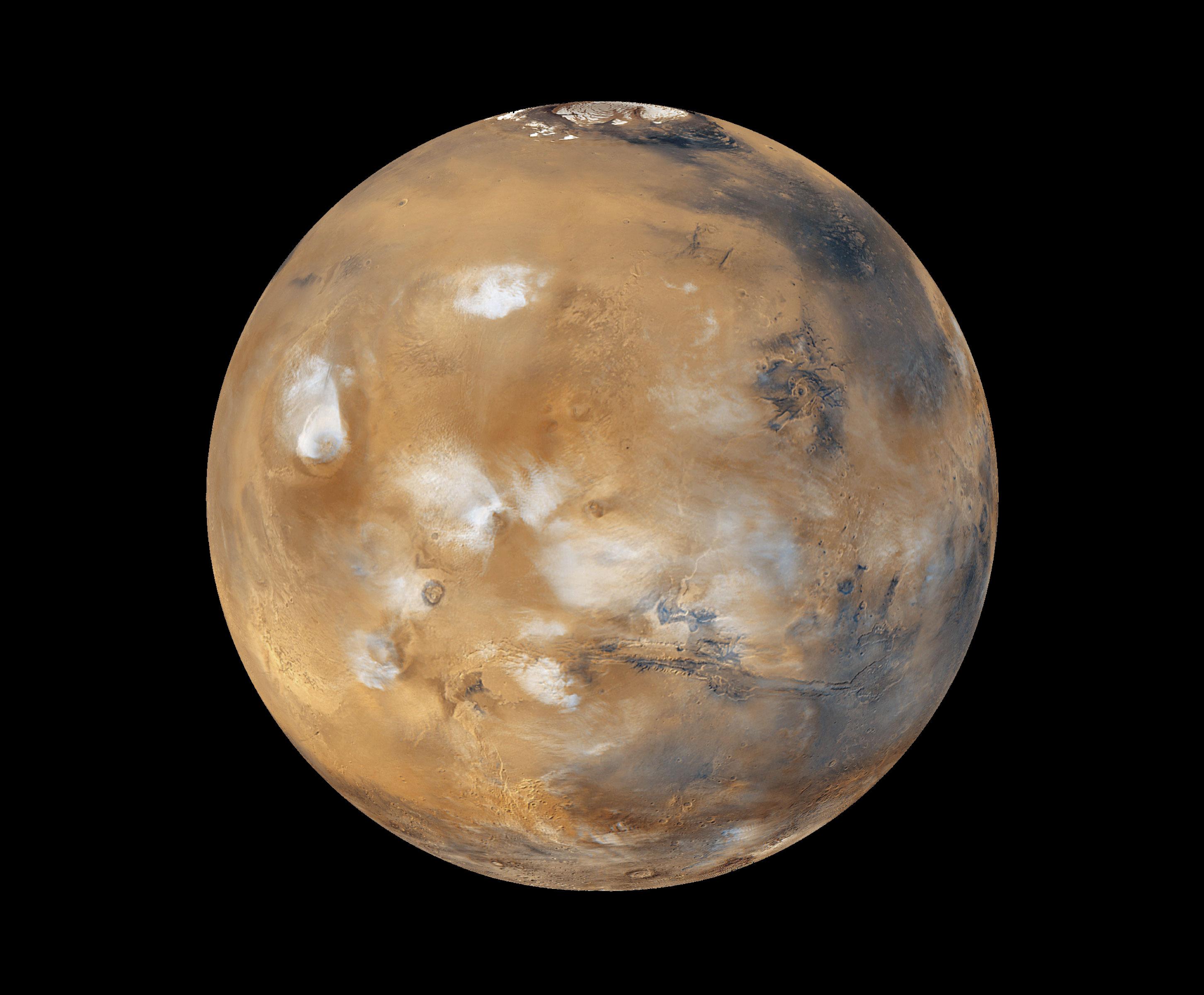 Пентагонът иска да тераформира Марс