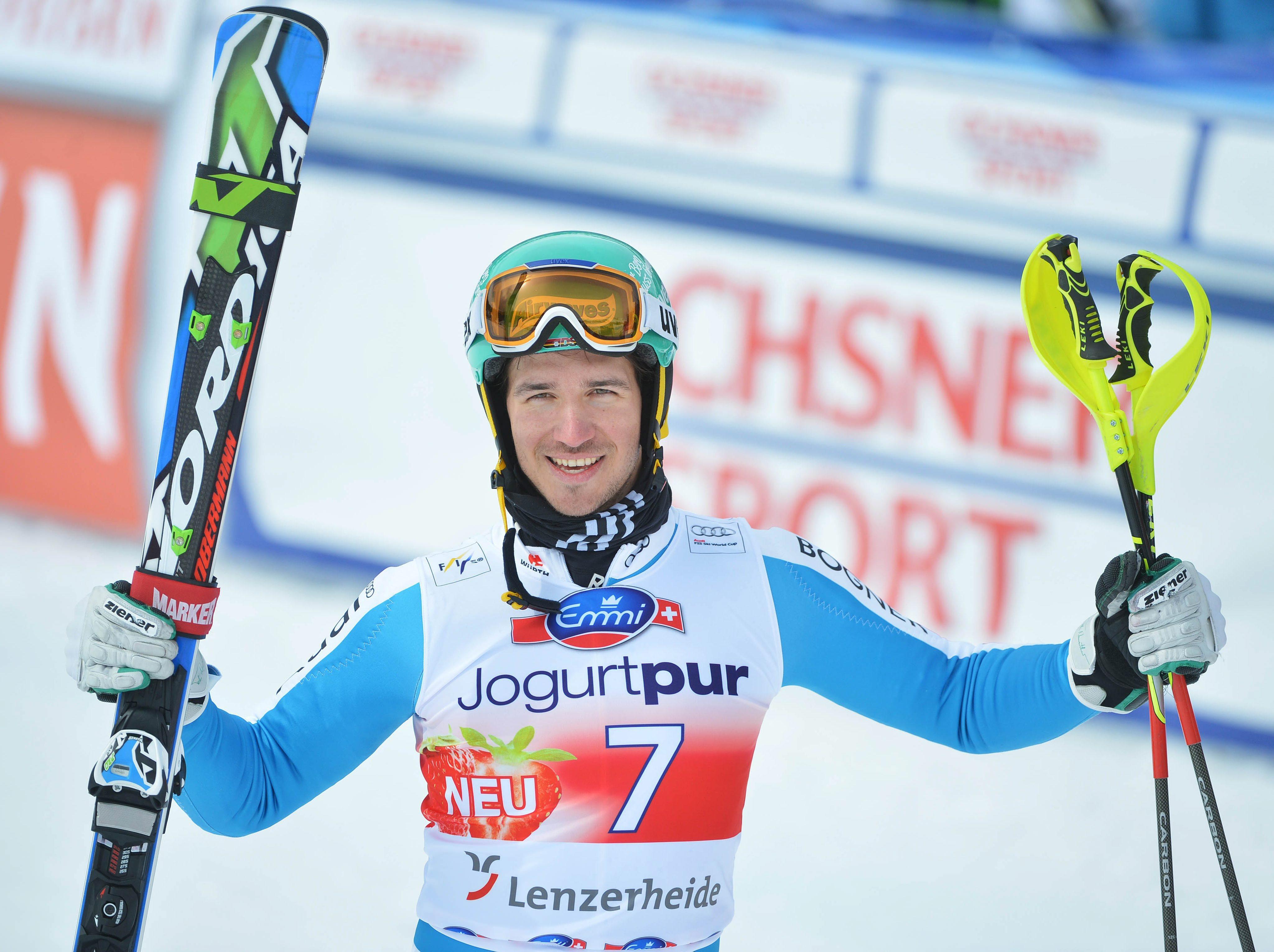 Феликс Нойройтер спечели последния слалом за сезона