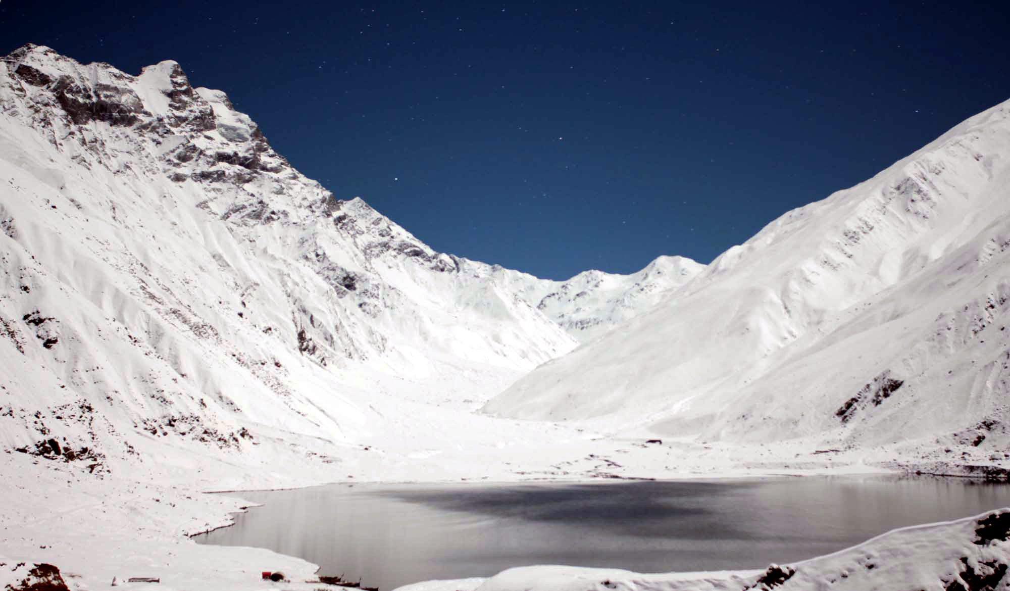 1/3 от леда в Хималаите ще се разтопи този век