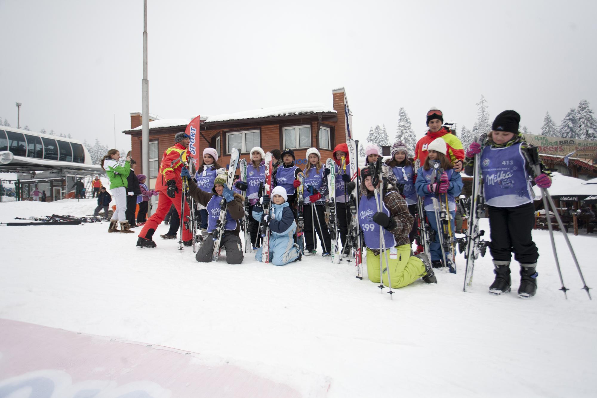 """Наближава финалът на """"Научи се да караш ски"""""""
