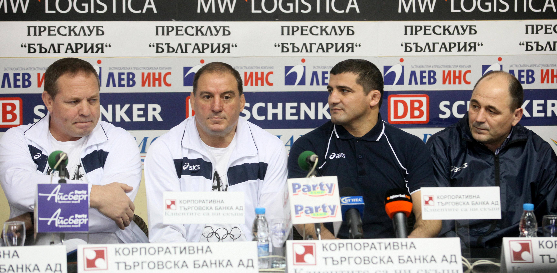 Борбата най-сетне получи парите от Стойчев