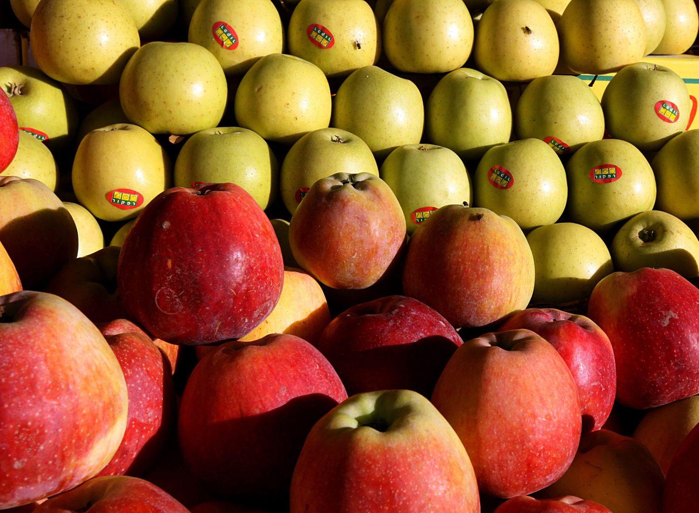 Ябълките и доматите спират процеси на стареенето
