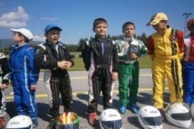 Картинг шампионатът тръгва от Кюстендил