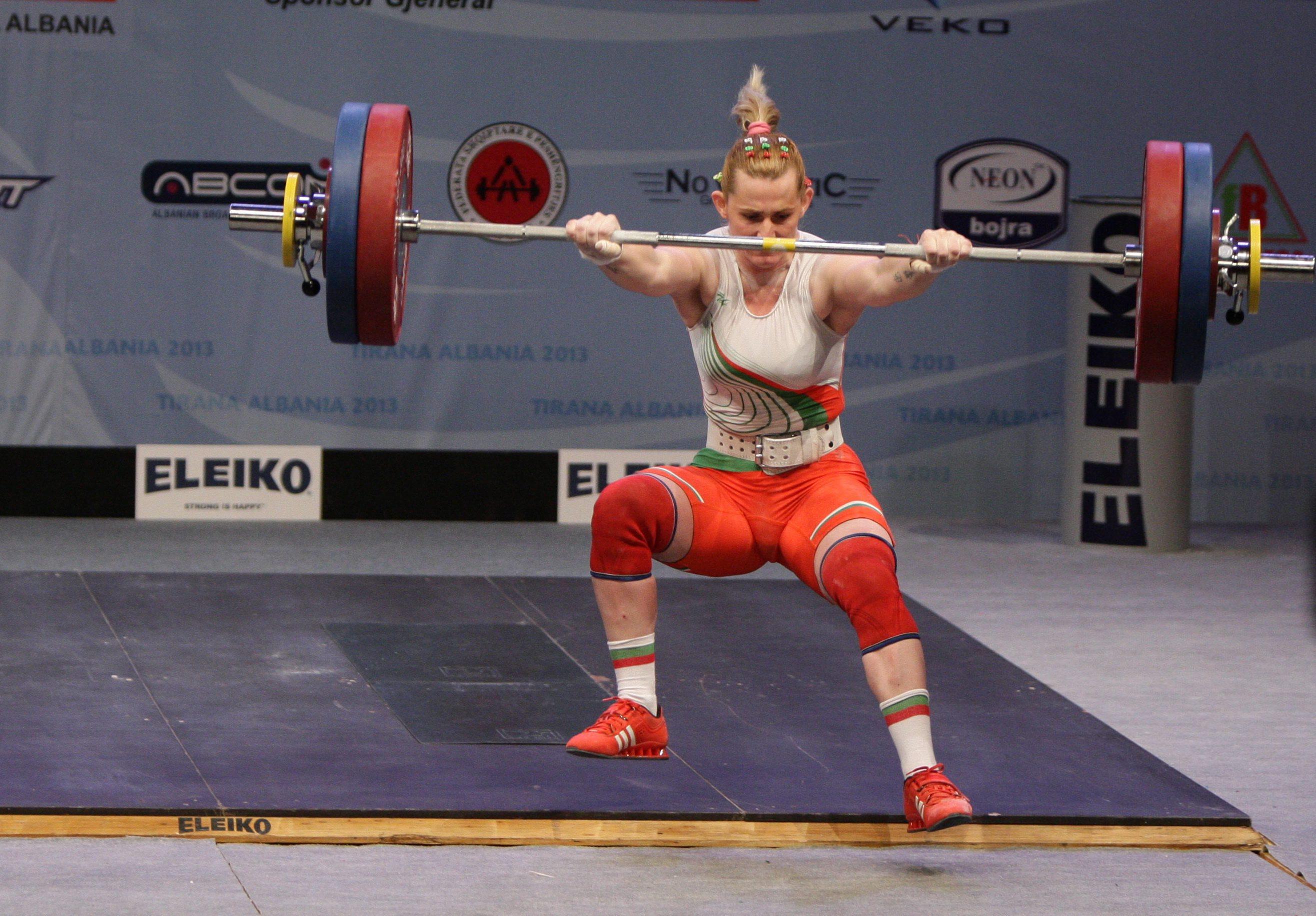 Румяна Станчева се размина с медал от Европейското