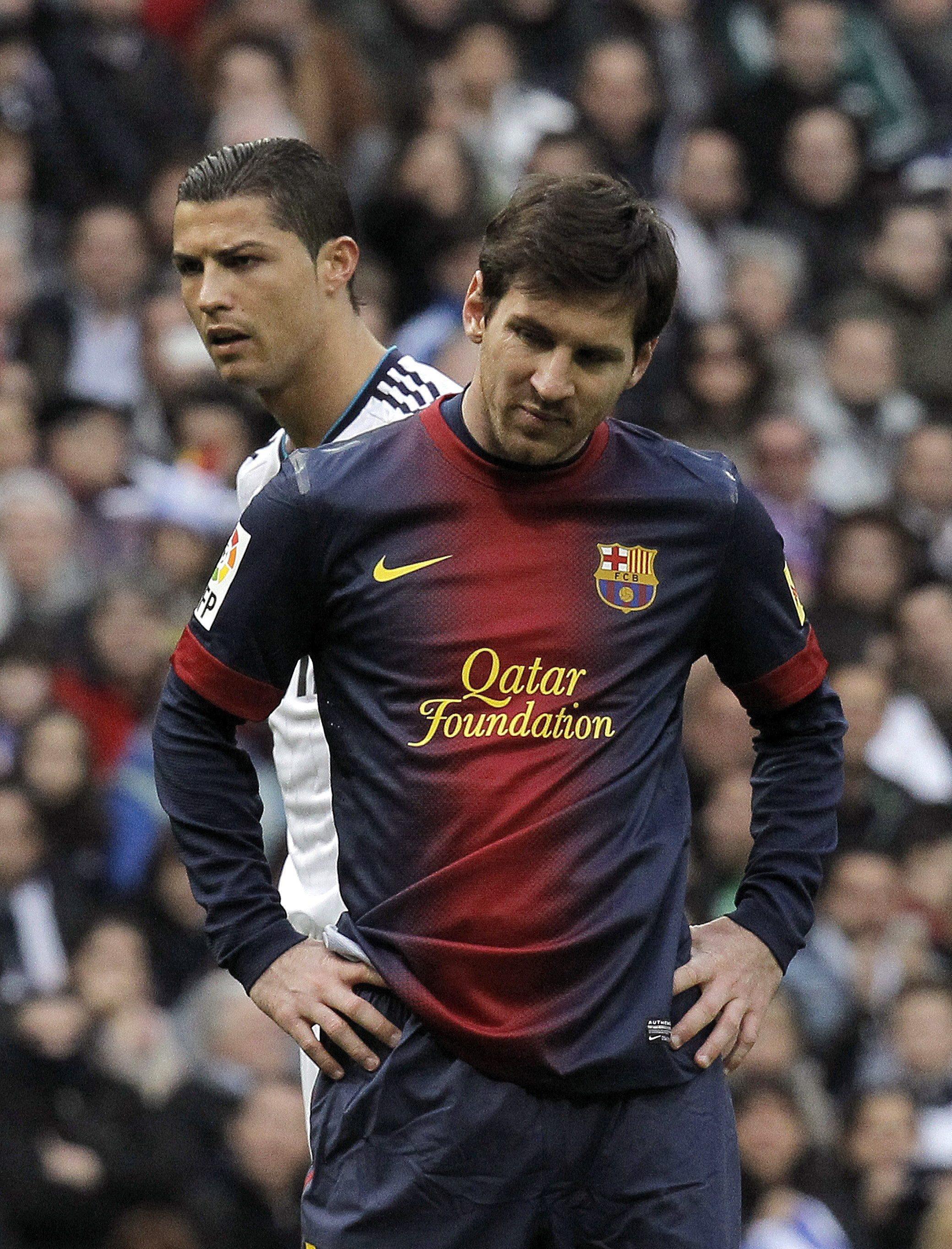 Бекъм: Роналдо не е на нивото на Меси