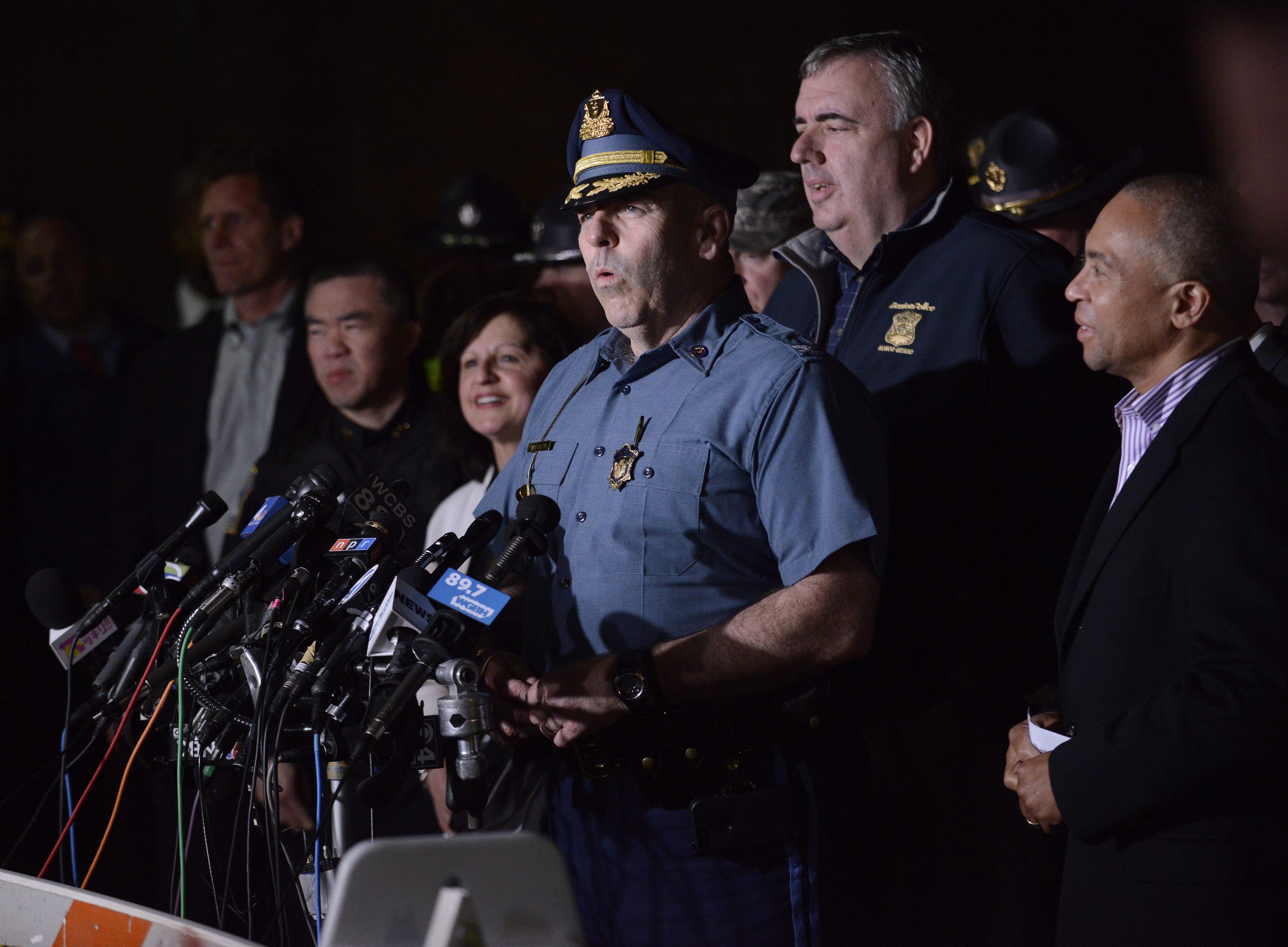 Вторият заподозрян за атентата в Бостън задържан жив, но тежко ранен