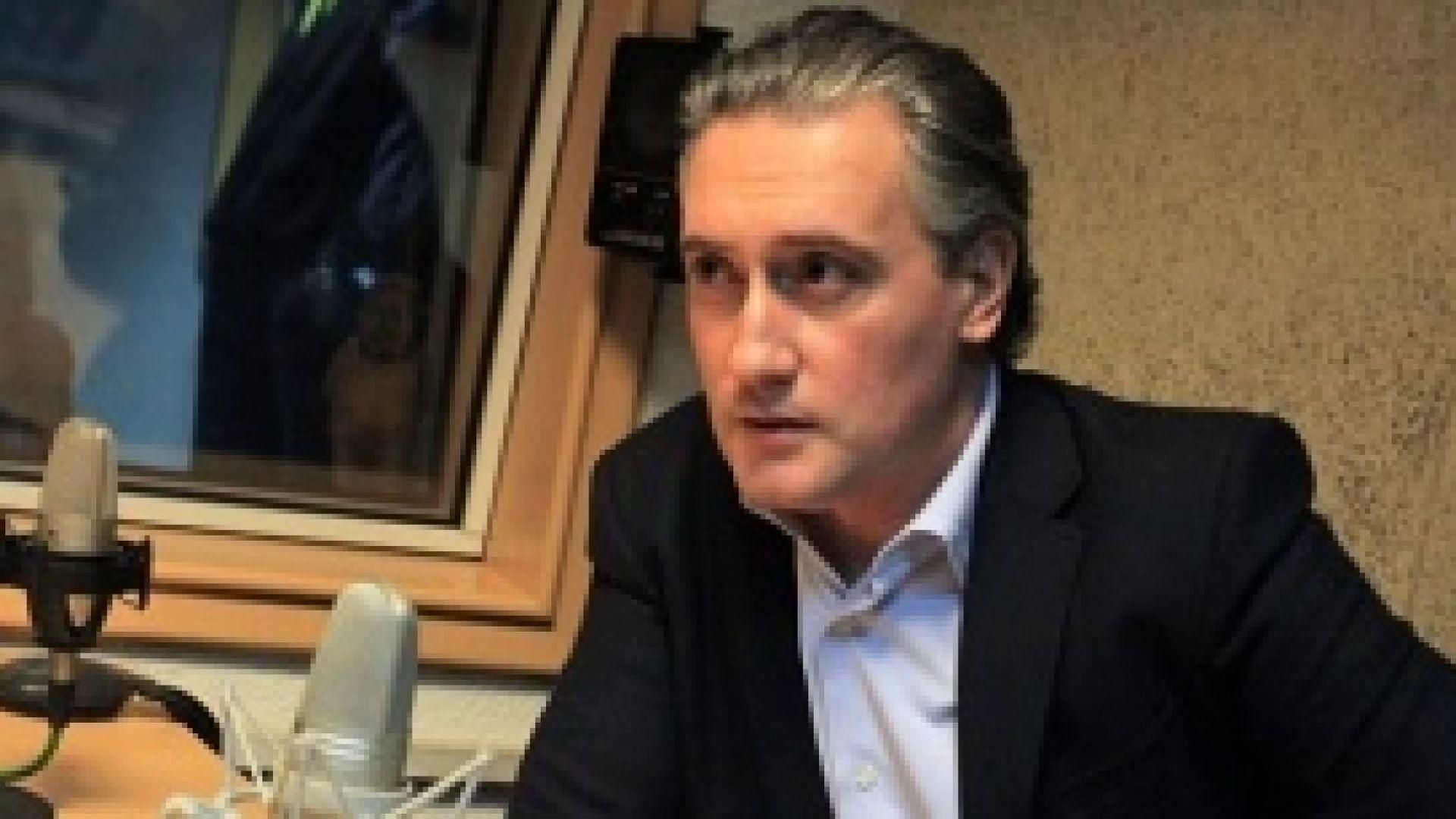 Кирил Домусчиев - Редник Киро или маршалът на икономиката