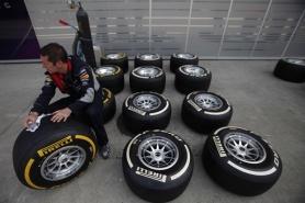 """""""Пирели"""" клекна – пуска по-издръжливи гуми за Испания"""