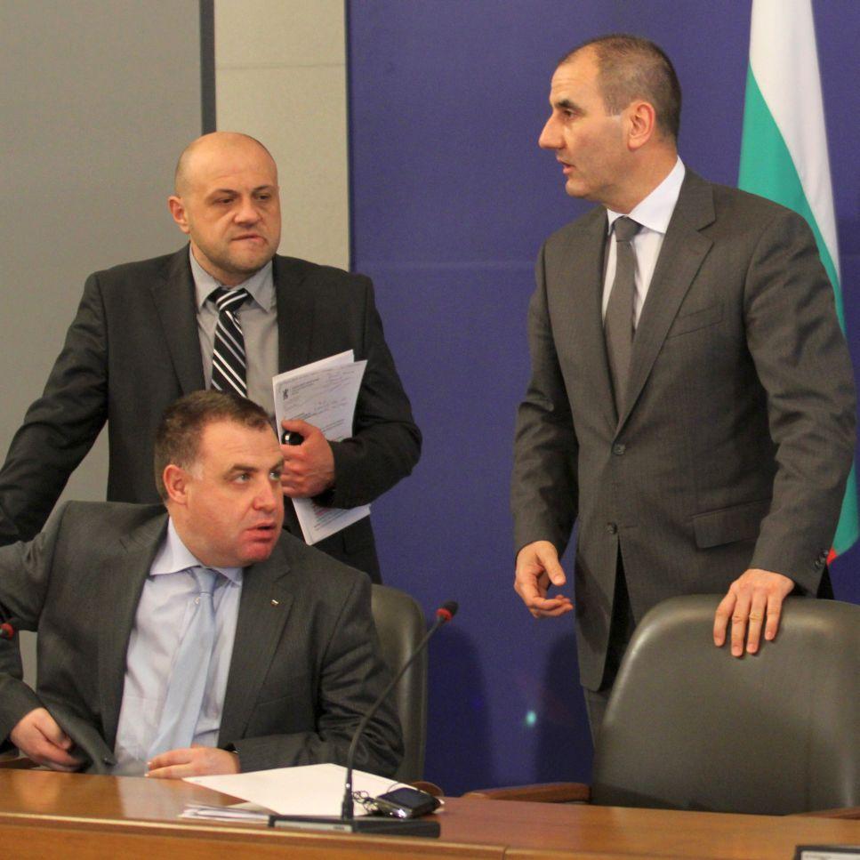 Найденов: Цветанов подслушваше министрите