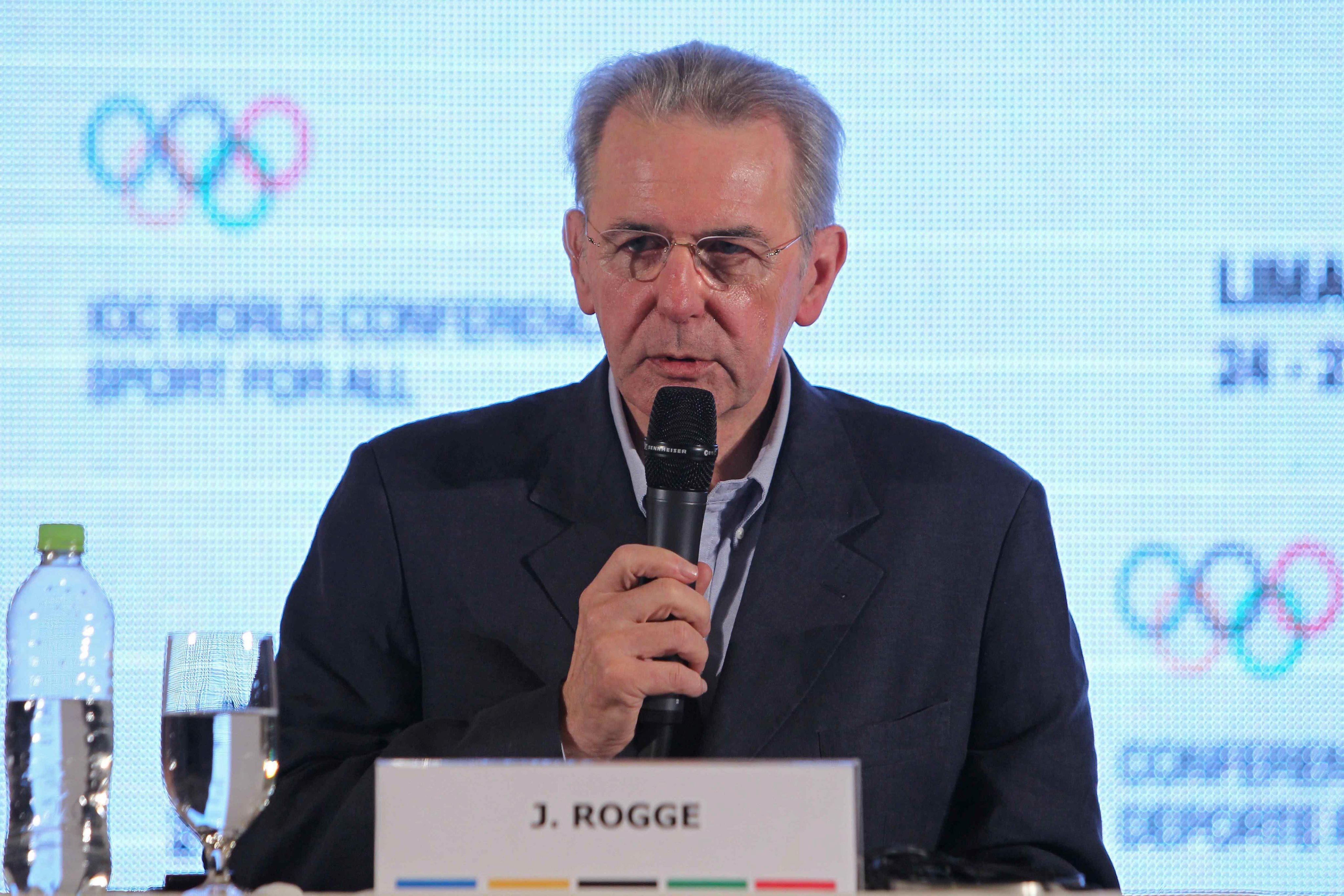 Жак Рох: Борбата има шанс да бъде на Игрите през 2020-а г.