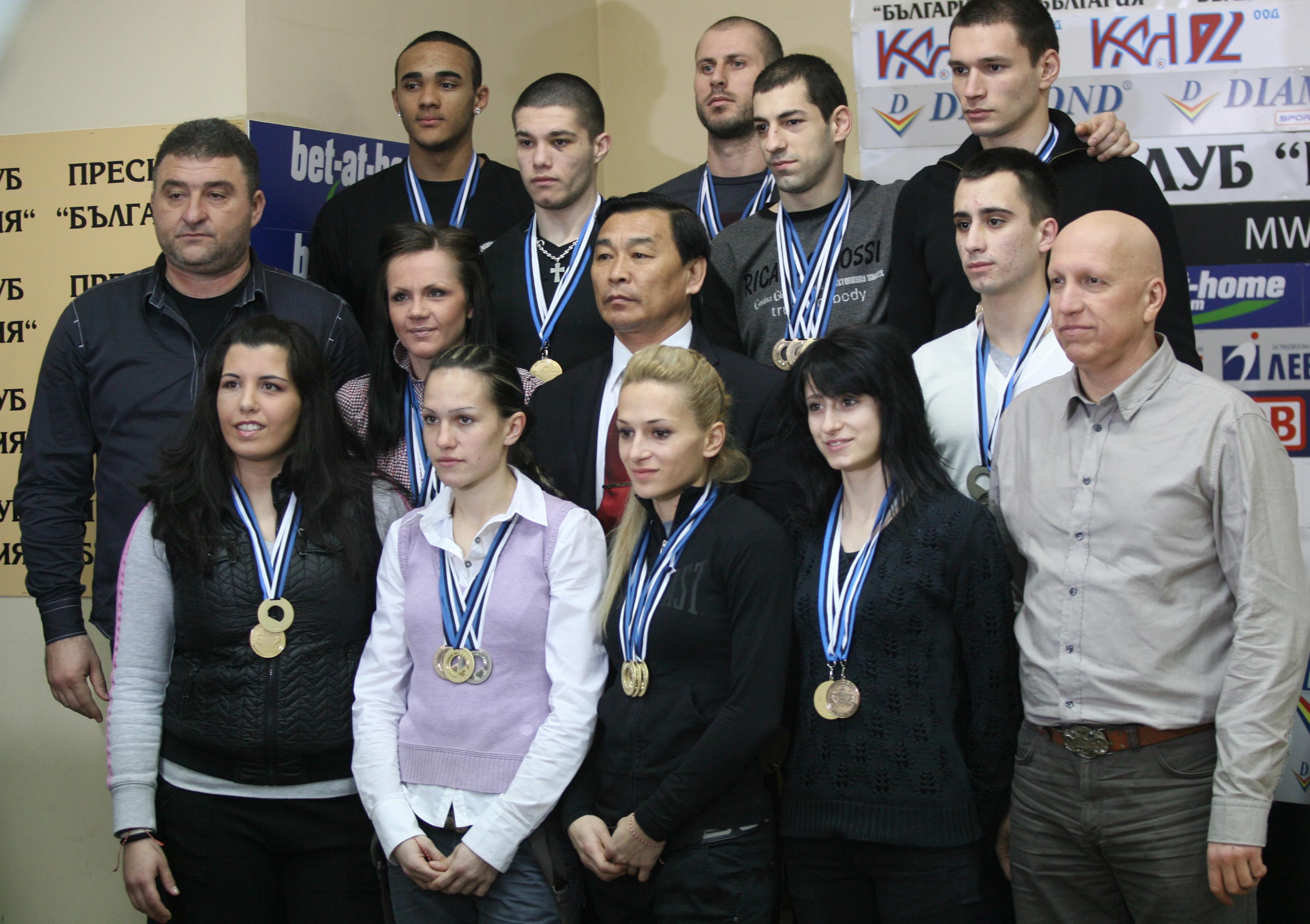 България е трета сила в Европа по таекуон-до ITF