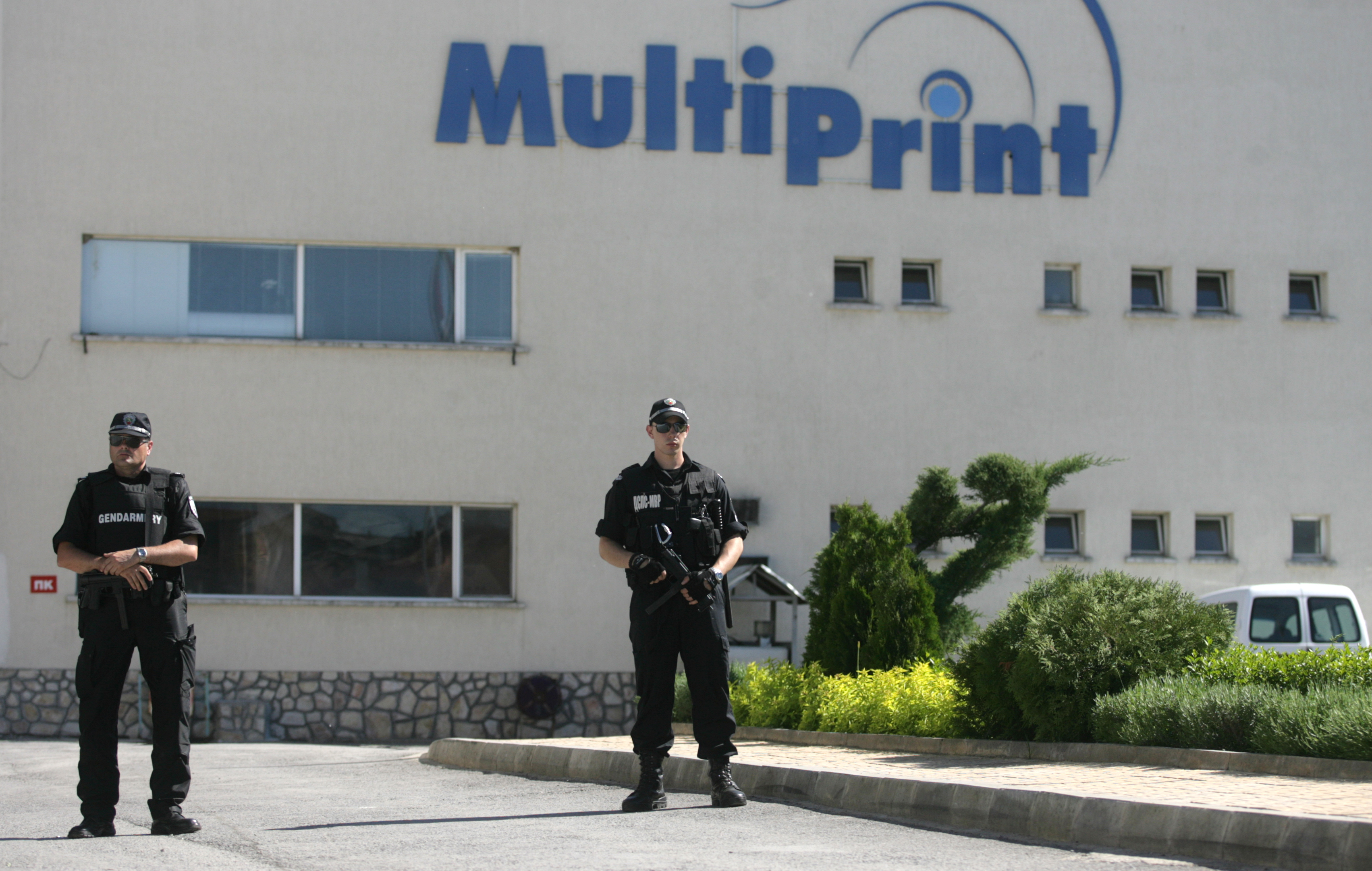 Прокуратурата разследва печатница за открити 350 000 нелегални бюлетини