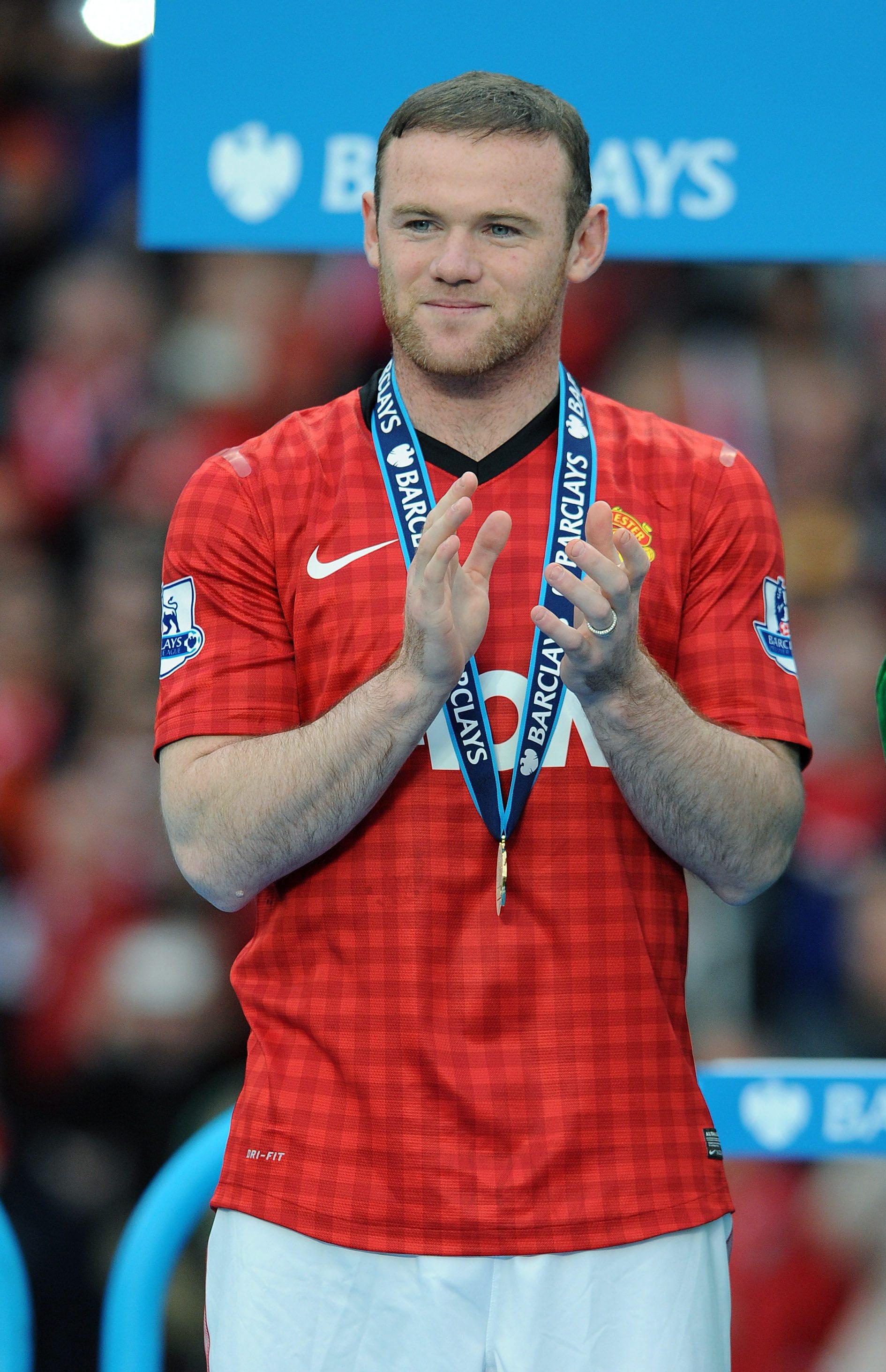 Рууни дал молба за трансфер, Юнайтед не го пуска