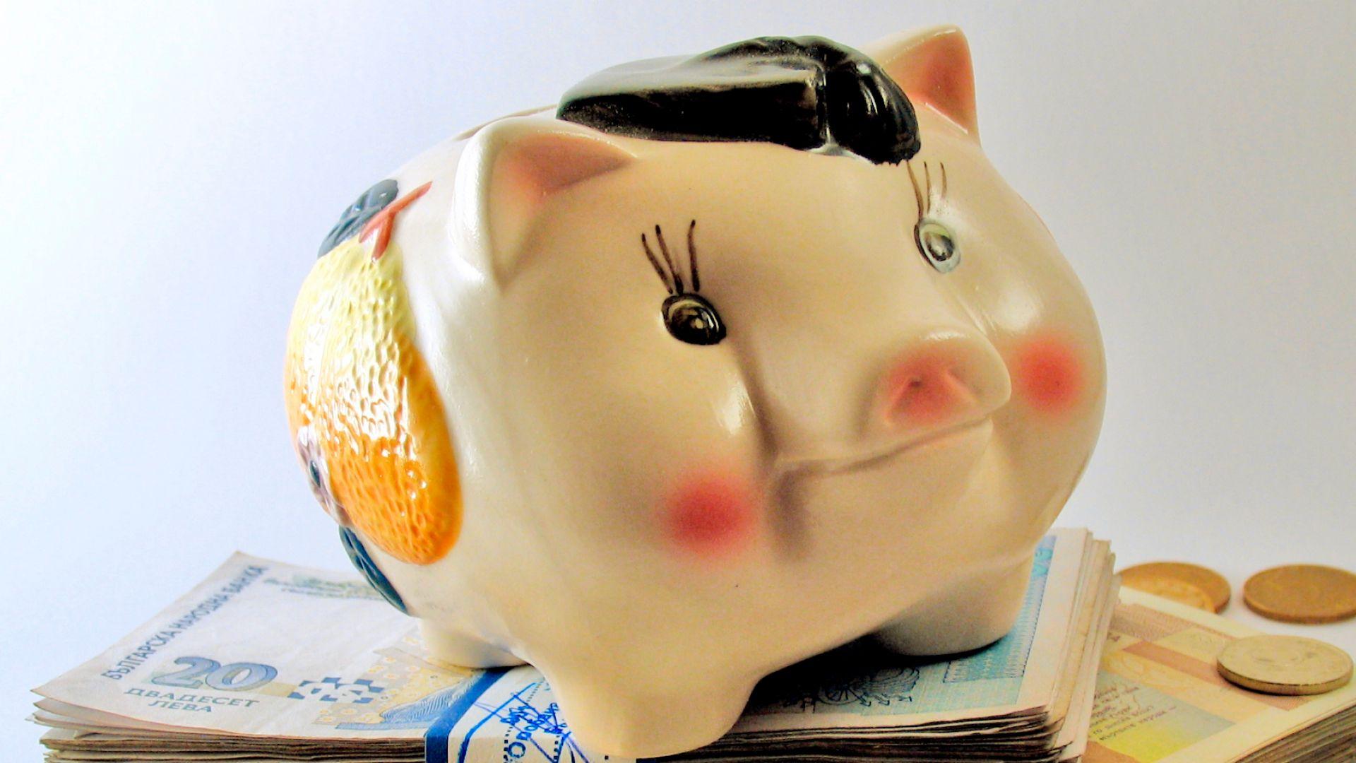 7%, ръст на депозитите на домакинствата
