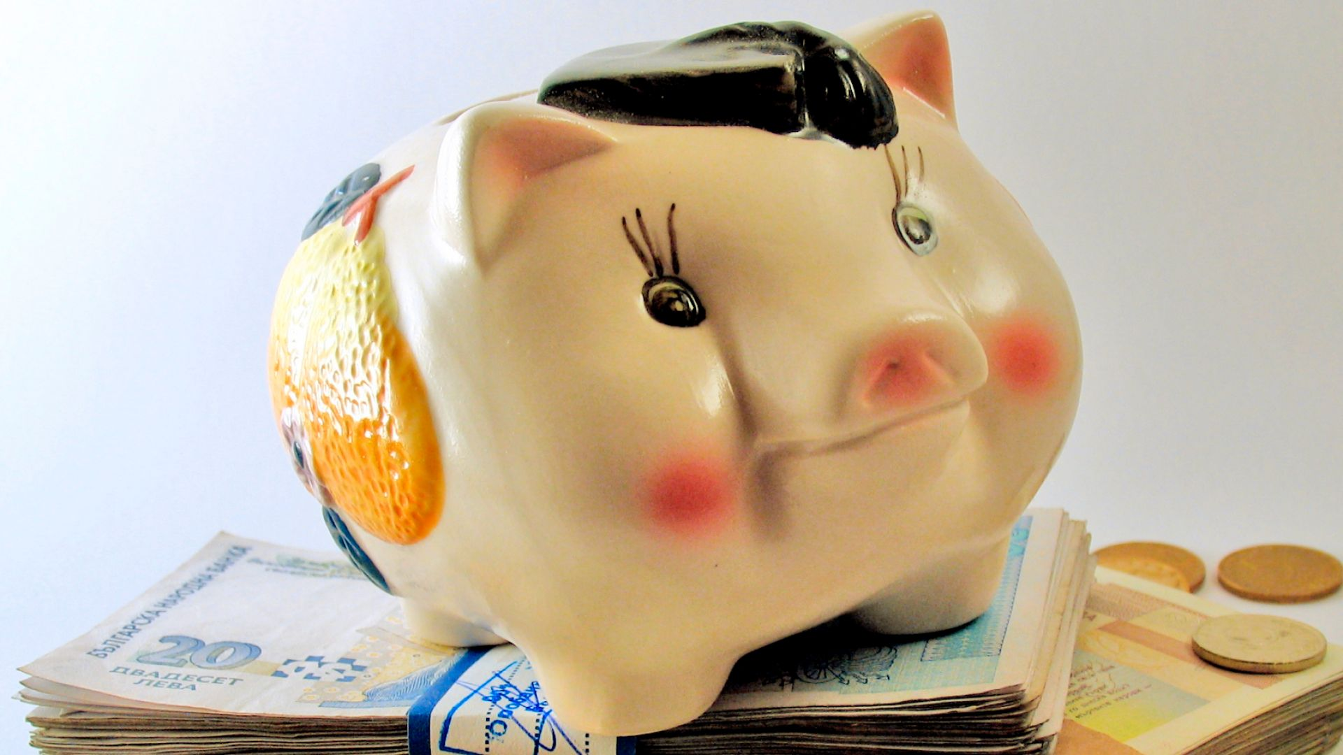 Депозитите на бизнеса в евро с отрицателни лихви