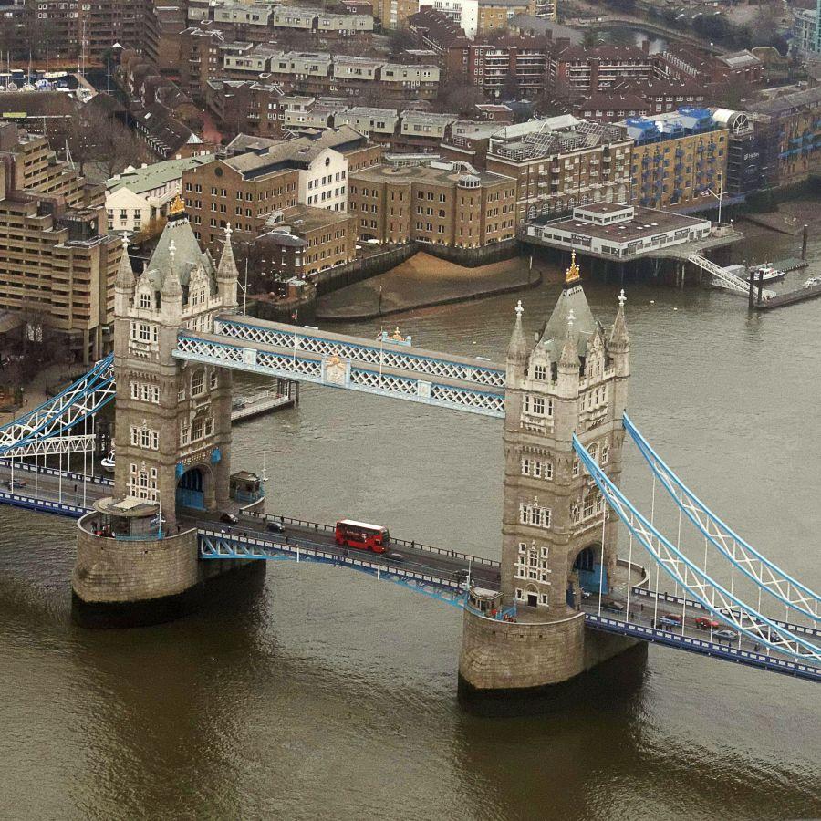 Сякаш Лондон не е в Европа