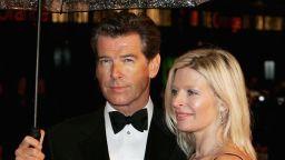 Пиърс Броснан отбеляза 17-тата годишнина от смъртта на дъщеря си Шарлот