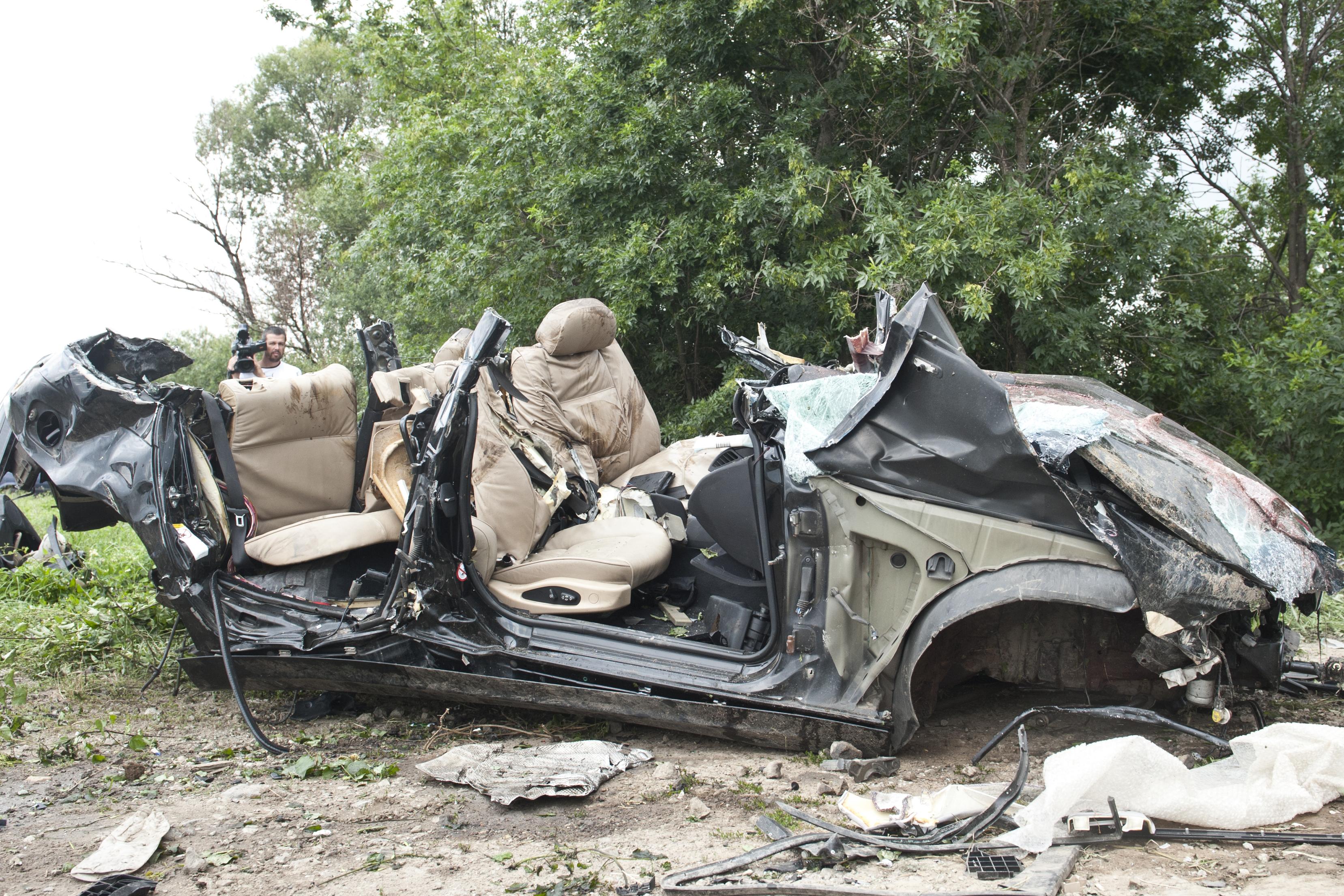 5-ма младежи загинаха при катастрофа край Елин Пелин