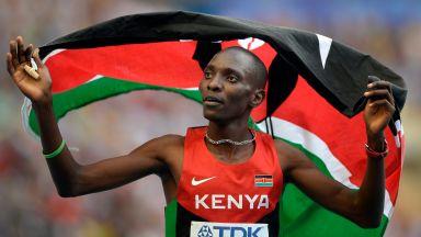 Четиригодишно допинг наказание за олимпийски шампион
