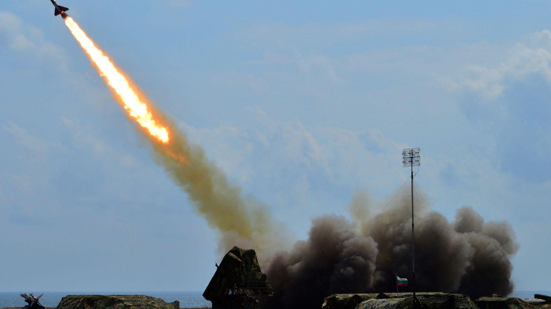 Опасни зони край Шабла заради стрелби по въздушни мишени