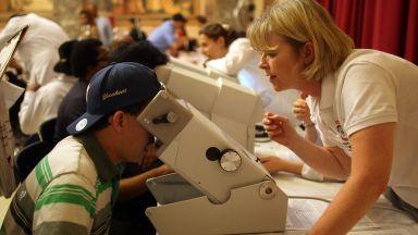 Увреждания в очите са основен симптом за дълго протичащ Covid-19