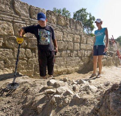 """Археолози откриха """"Малък Помпей"""" до Венеция"""