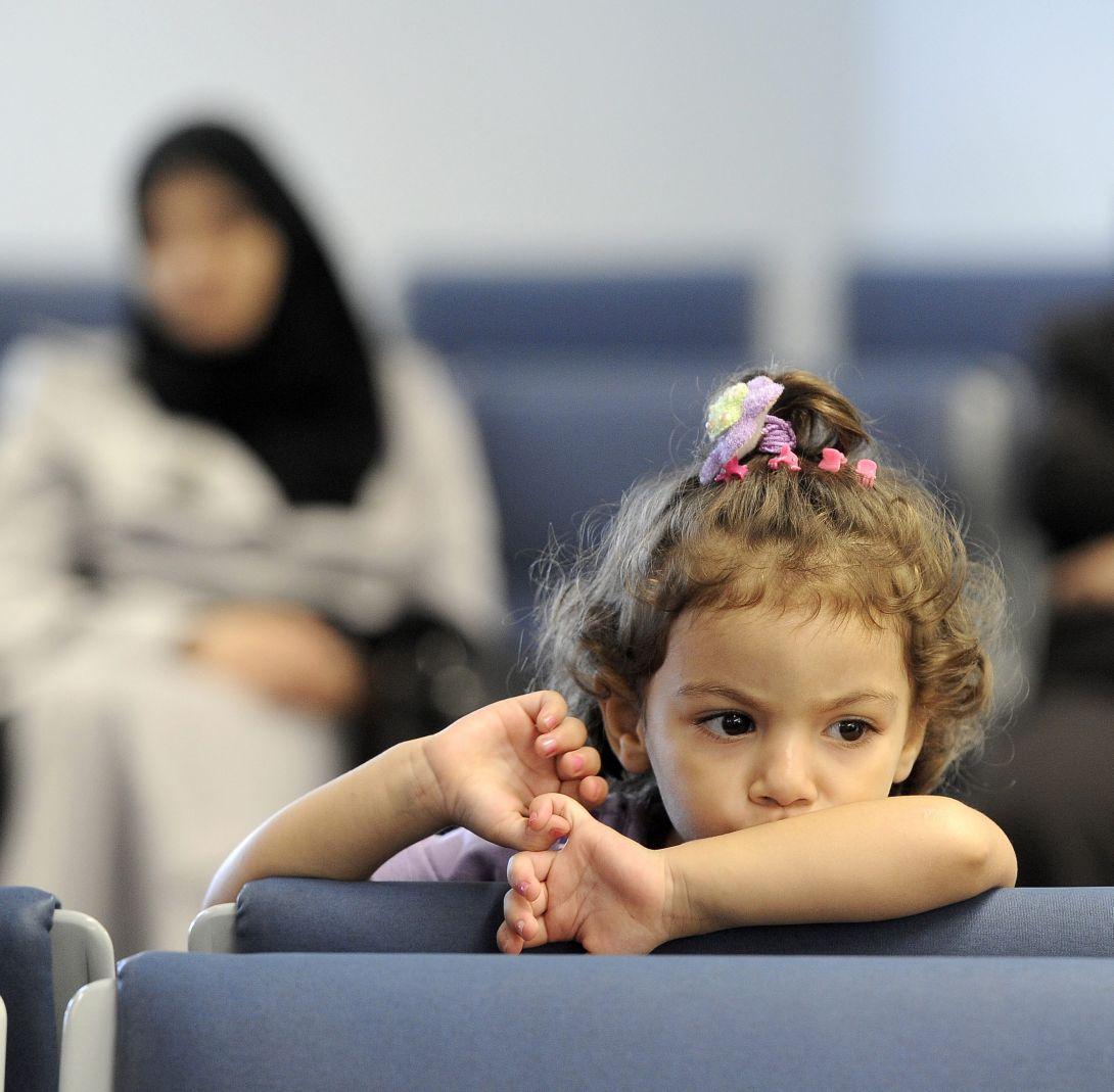 Около 400 са децата в бежанските центрове у нас