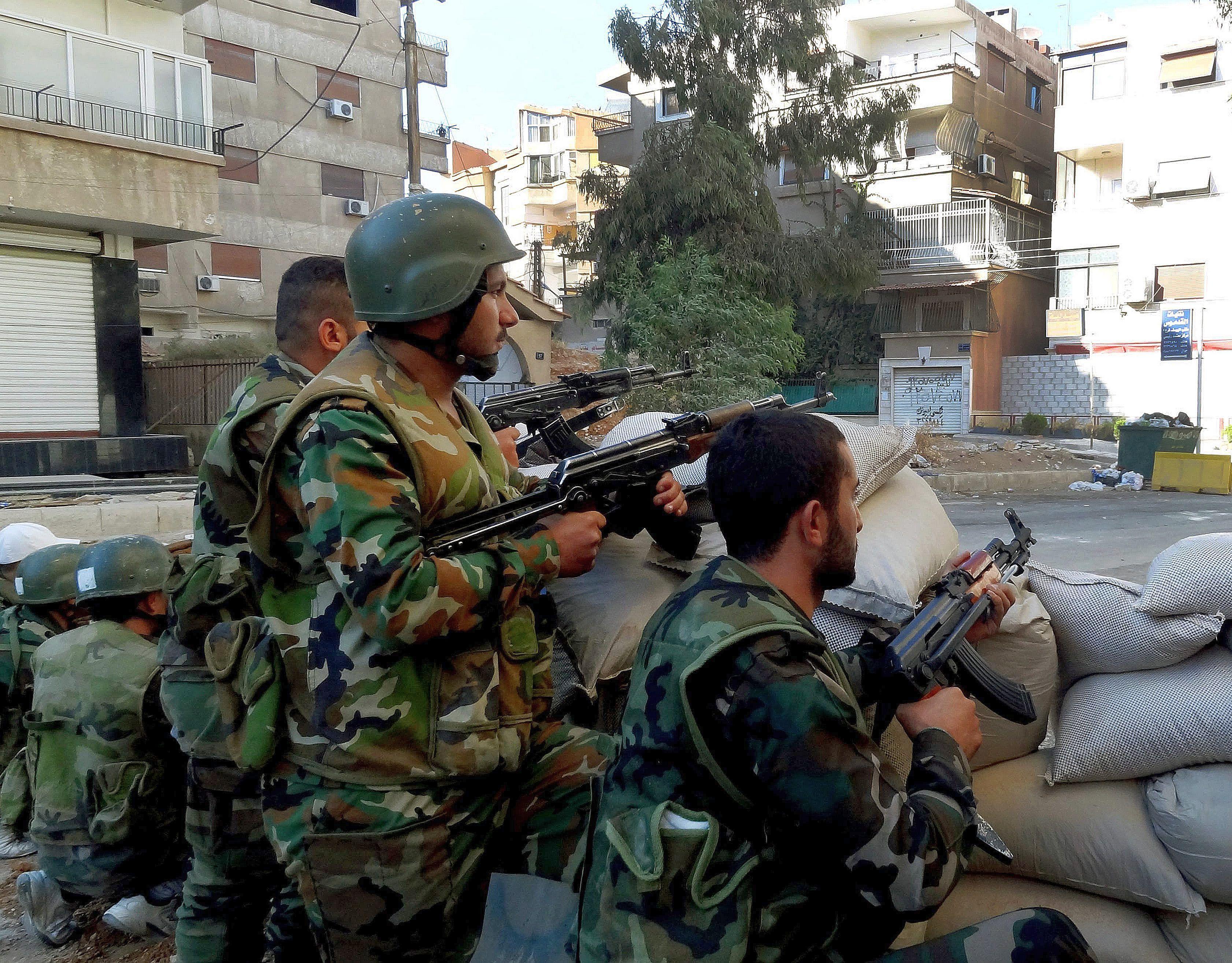 Русия отрече да е доставяла бойни глави със зарин в Сирия