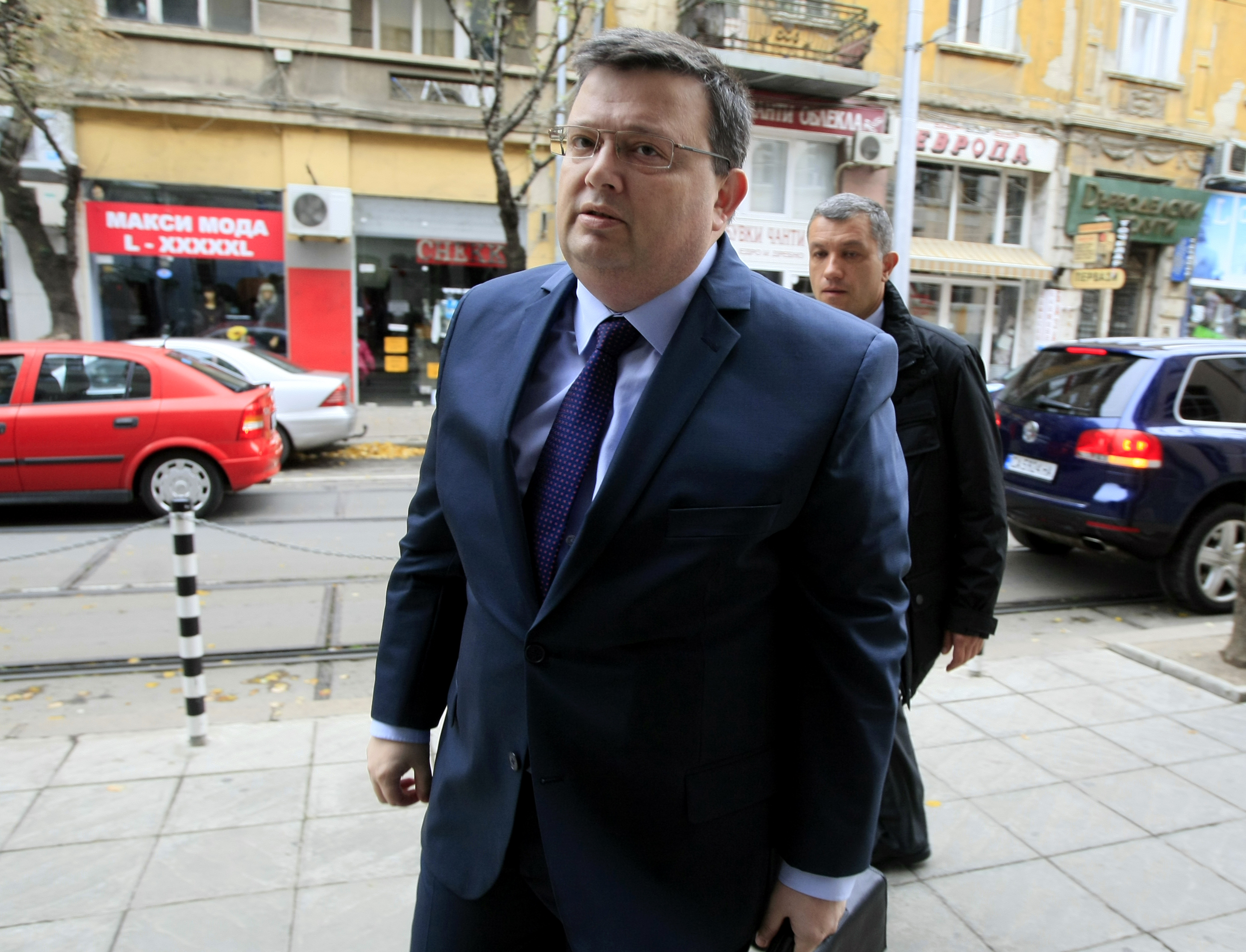 """Цацаров: Акция """"Медузите"""" срещу Гуцанов е срам"""