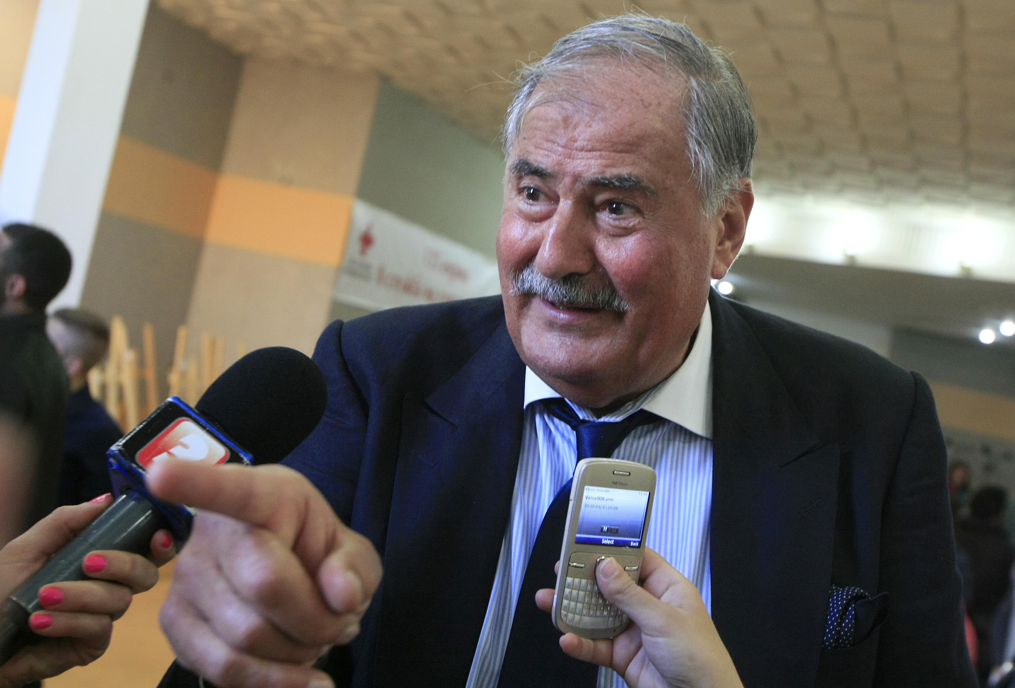 Кандидатът за президент Жорж Ганчев обяви програма си