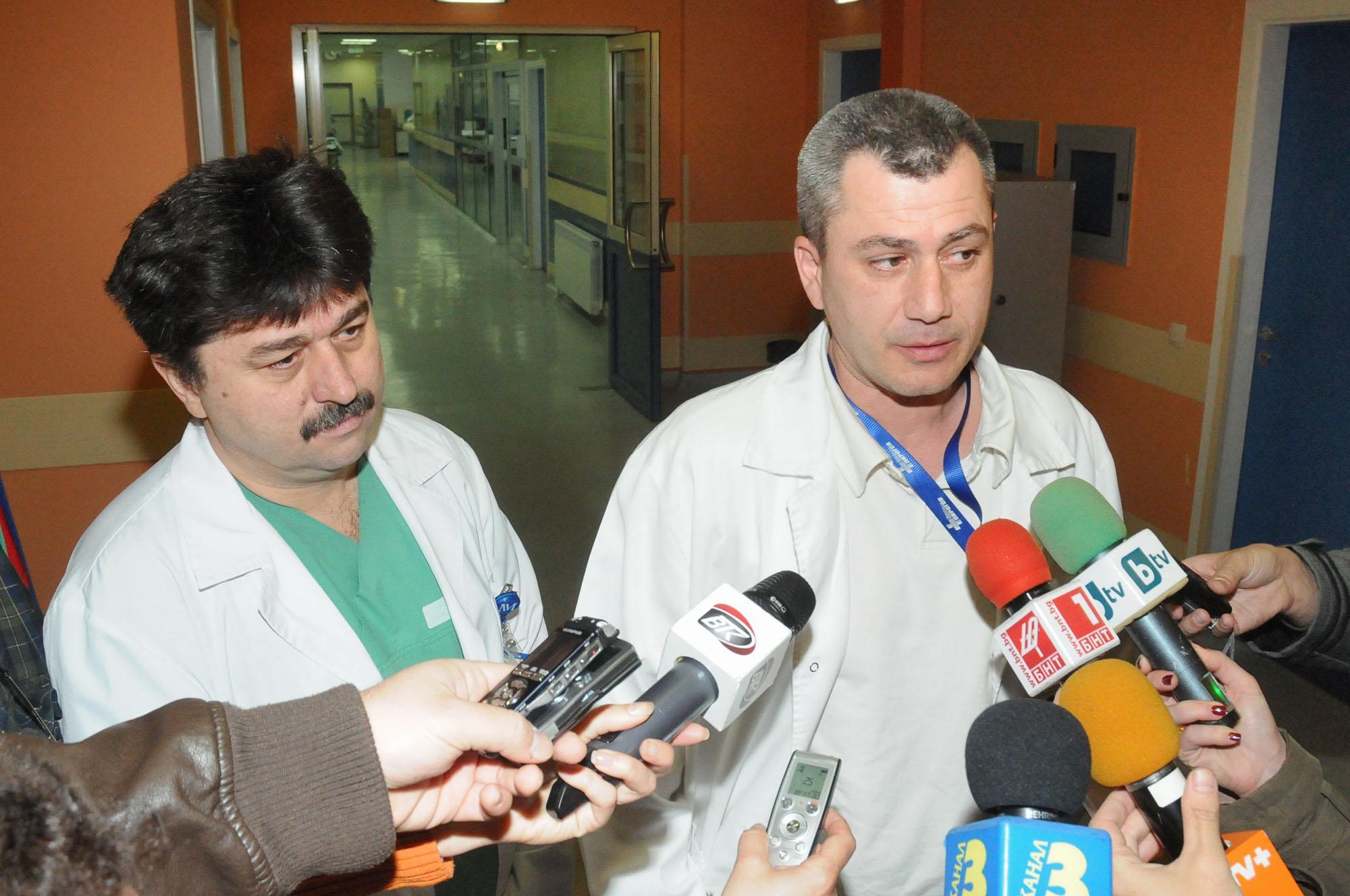 """Смениха борда на """"Пирогов"""", шефът хвърли оставка"""