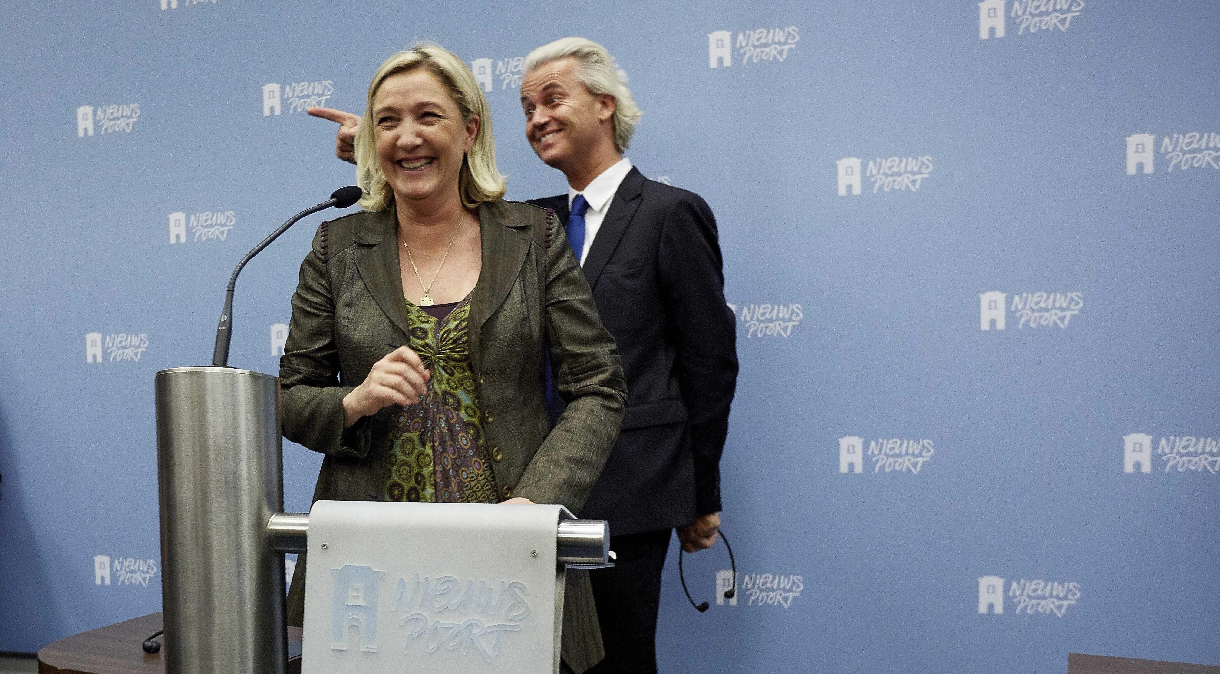 Шест крайнодесни партии се обединяват за евроизборите
