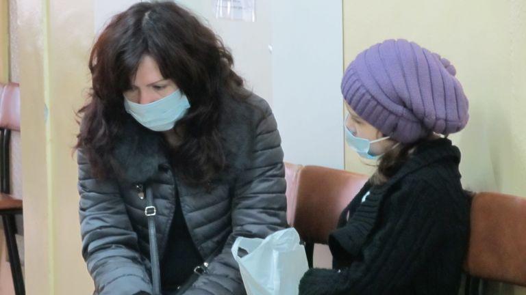 Обявиха грипна епидемия и във Варненско
